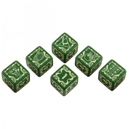 Dice Set - Liao
